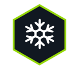 Holiday Tips Icon Cold Weather Driving Snowflake