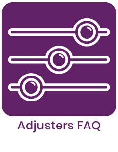 Claims Adjusters FAQ Image